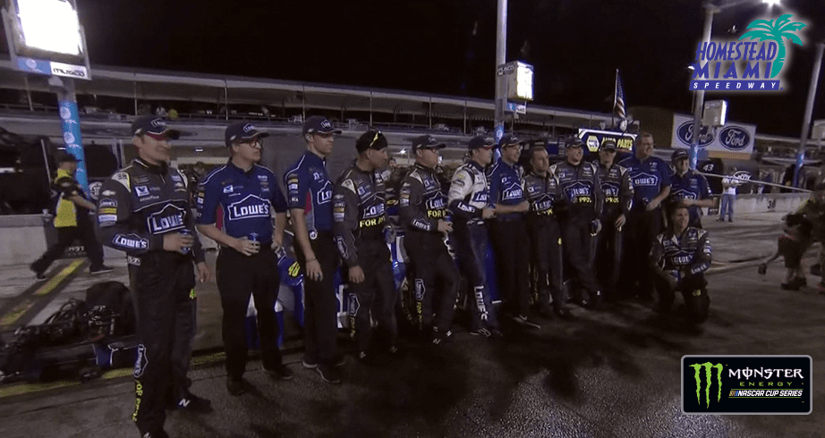 Jimmie Johnson: 'It's been one heck of a ride' | NASCAR com