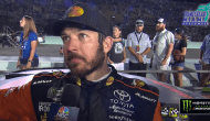 Truex finishes second: 'Hell of an effort'
