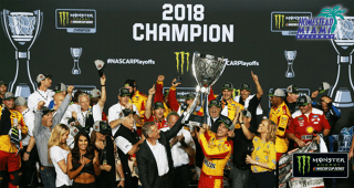 Race Recap: Logano's championship run in 195 seconds