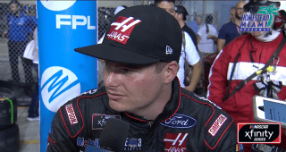 Cole Custer laments late pit stop, not running top better