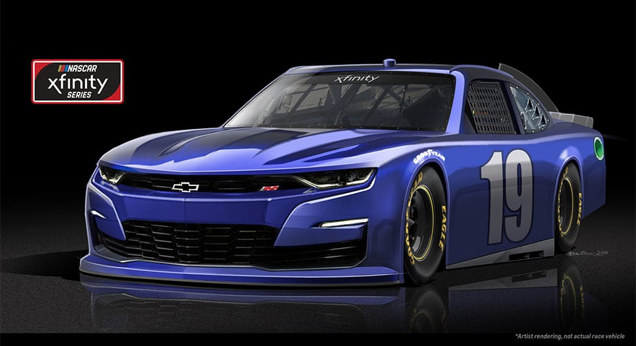 2019 Silverado Ss >> Chevrolets to sport news looks in Xfinity, Truck series in '19 | NASCAR.com
