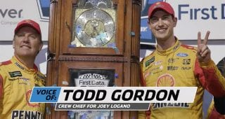 Todd Gordon: 22 team has 'every bit of speed they do'