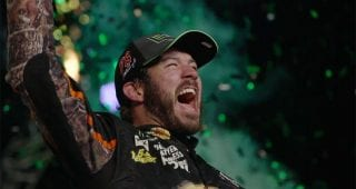Truex Jr.: We want to send Barney out on top