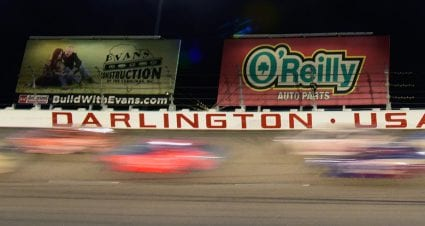 Darlington Raceway will celebrate 1990-1994 for 2019 throwback weekend