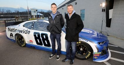 Dale Jr.: Bowman 'the right guy' in the No. 88 seat
