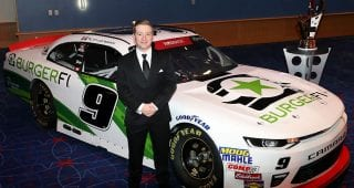 Moffitt and Reddick honored in Charlotte