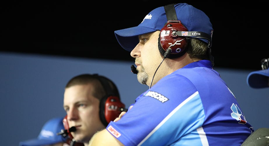 New Jimmie Johnson crew chief talks pressure-filled, incredible opportunity