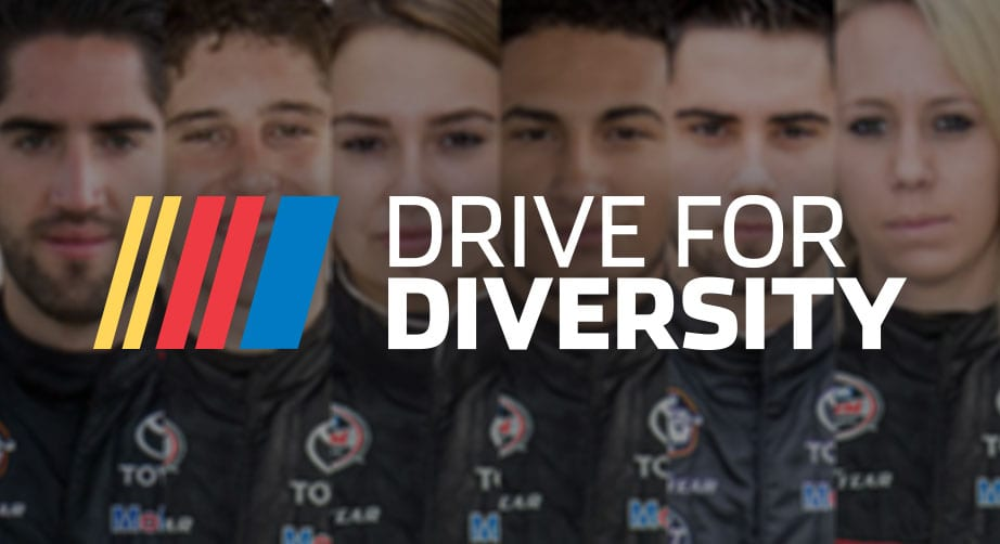 NASCAR unveils Drive for Diversity program's 2019 class | NASCAR.com