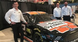 Corey LaJoie to drive at Go Fas Racing