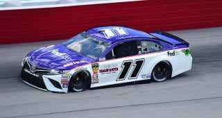 Year In Review: Denny Hamlin