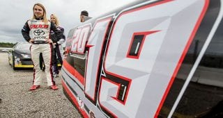 Meet NASCAR Drive for Diversity Driver Gracie Trotter