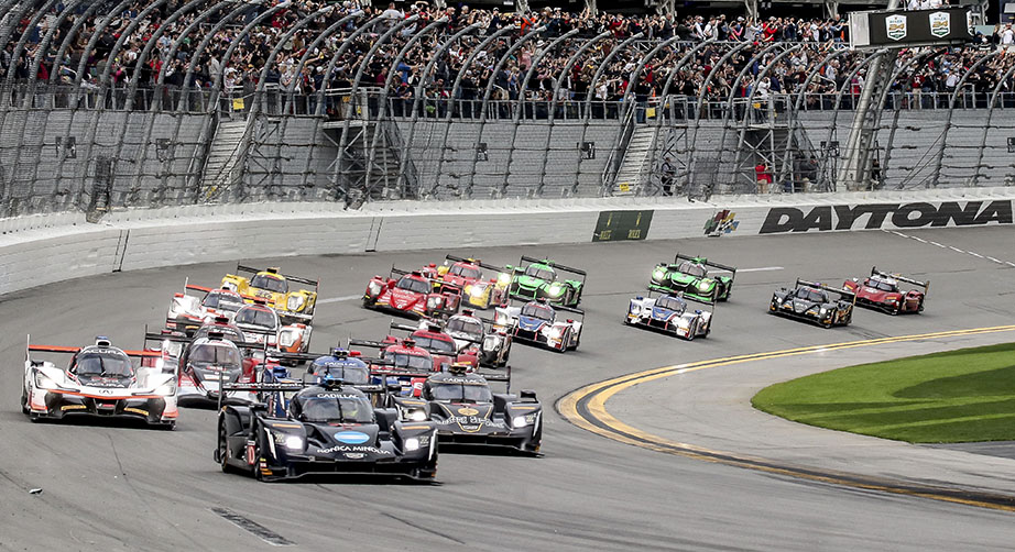 past winners highlight rolex 24 at daytona field