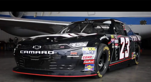 John Hunter Nemechek GMS Racing