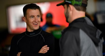 From TV booth to track, NASCAR presence felt at Rolex 24 at Daytona