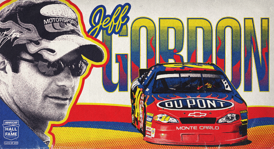 Jeff Gordon Chevrolet >> Jeff Gordon: A champion - and Hall of Famer - for the ages ...
