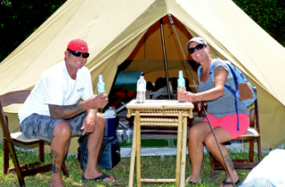 Dover Carefree Camping
