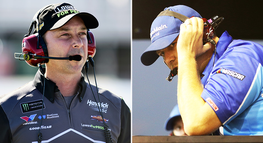 Debate: Which new crew chief will have the biggest impact - Knaus or Meendering?