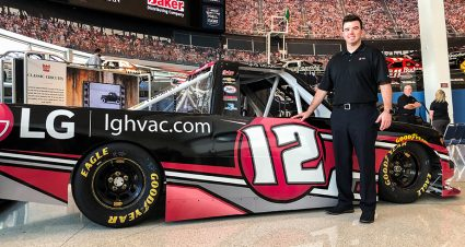 Young's Motorsports tabs Gus Dean for full-time Truck Series ride