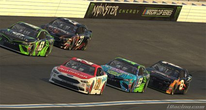 JR Motorsports, Joe Gibbs Racing join eNASCAR PEAK Antifreeze iRacing Series