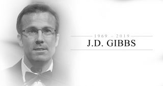 Remembering J.D. Gibbs (1969-2019)