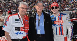 Blaney: Moments with Glen Wood were 'special'