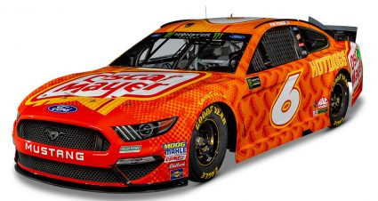 Oscar Mayer to sponsor Ryan Newman in Roush Fenway Racing No. 6