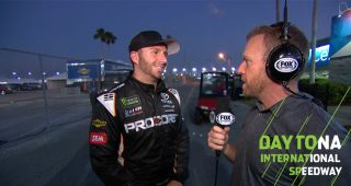 DiBenedetto: 'Heartbroken but appreciative' after Daytona 500 run