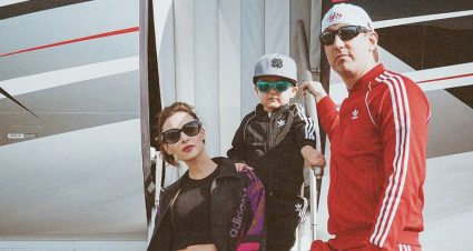 Social Moment of the Week: The Busch family looking boss