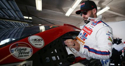 Menard leads the way in fourth Daytona 500 practice