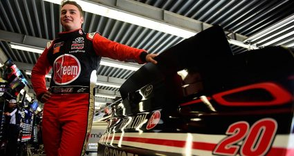 Bell, fellow Toyota drivers aim to get Supra rolling, starting at Atlanta