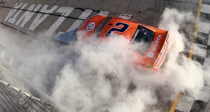Keselowski's No. 2 Ford all clear in post-race inspection at Atlanta