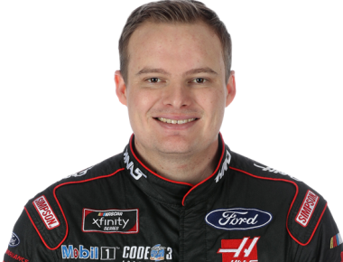 Cole Custer headshot