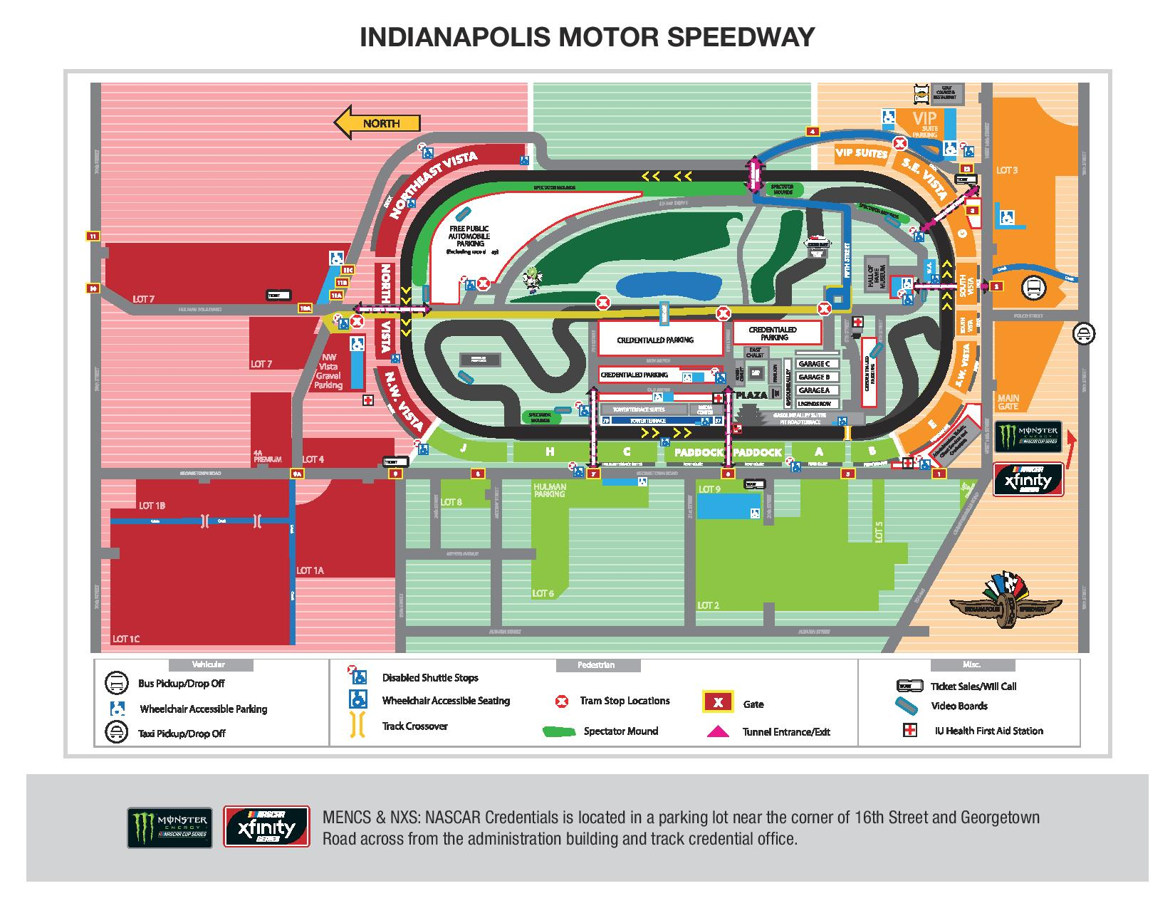 SEL - Indianapolis - Sept   Official Site Of NASCAR Indianapolis Motor Sdway Map on indianapolis fuel, indianapolis seal, indianapolis life, indianapolis cars,