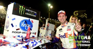Recap Hamlin's triumph, all the Daytona 500 action
