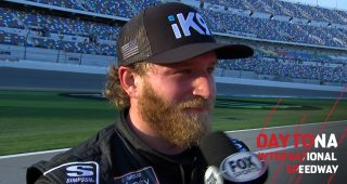 Jeffrey Earnhardt: 'Pretty amazing' to have JGR deal