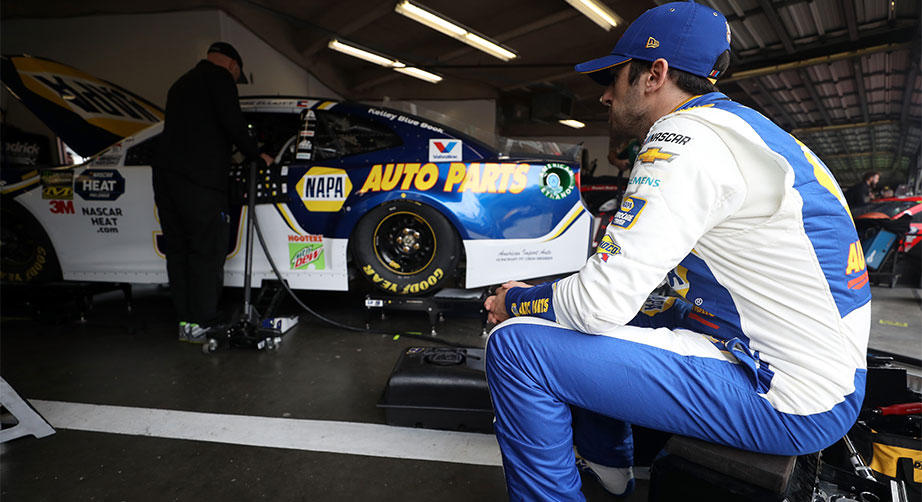 Three car chiefs ejected following inspection failures | NASCAR.com