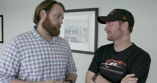 Dale Jr.: Sam Bass 'set an example for how to treat people'