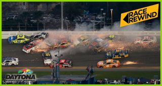 Race Rewind: Daytona 500 in 15
