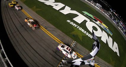Joe Gibbs Racing enjoys historic, emotional 1-2-3 finish in Daytona 500