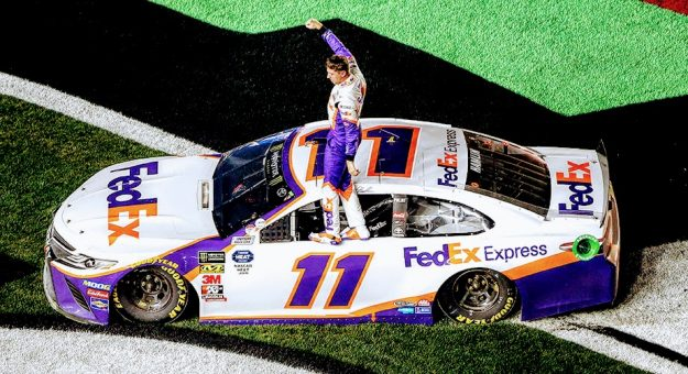 Emotional win for JGR