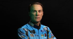 CHARLOTTE, NORTH CAROLINA - JANUARY 28: Monster Energy NASCAR Cup Series driver Kevin Harvick poses for a photo at the Charlotte Convention Center on January 28, 2019 in Charlotte, North Carolina. (Photo by Chris Graythen/Getty Images)   Getty Images