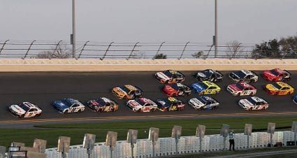 NASCAR announces rules changes to reduce speeds, increase safety at superspeedways