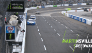 Final lap: Keselowski holds off Elliott for Martinsville win
