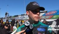Rhodes learns from Kyle Busch: 'It was fun following him'