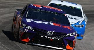 Fantasy: Who makes up Letarte's lineup for Martinsville?