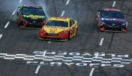 In their own words: Logano, Truex break down Martinsville finish