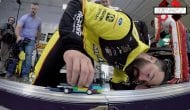 Penske Games: Pinewood Derby race with LEGO cars gets competitive