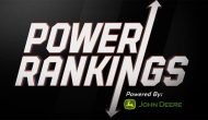 Power Rankings: 'Rowdy' stays strong at top, Larson slips
