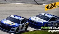 Chase and Brad battle: Martinsville in 15