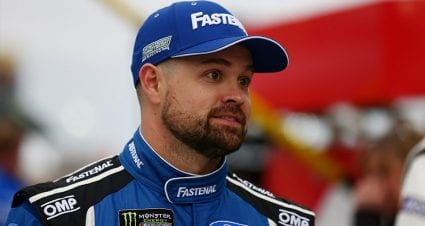 Stenhouse Jr. on Newman: 'I've never had a teammate like that'